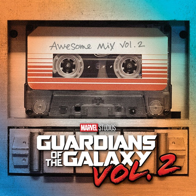 Guardians Of The Galaxy 2: Awesome Mix 2 / O.S.T. GUARDIANS OF THE GALAXY 2: AWESOME MIX 2 / Original Soundtrack CD