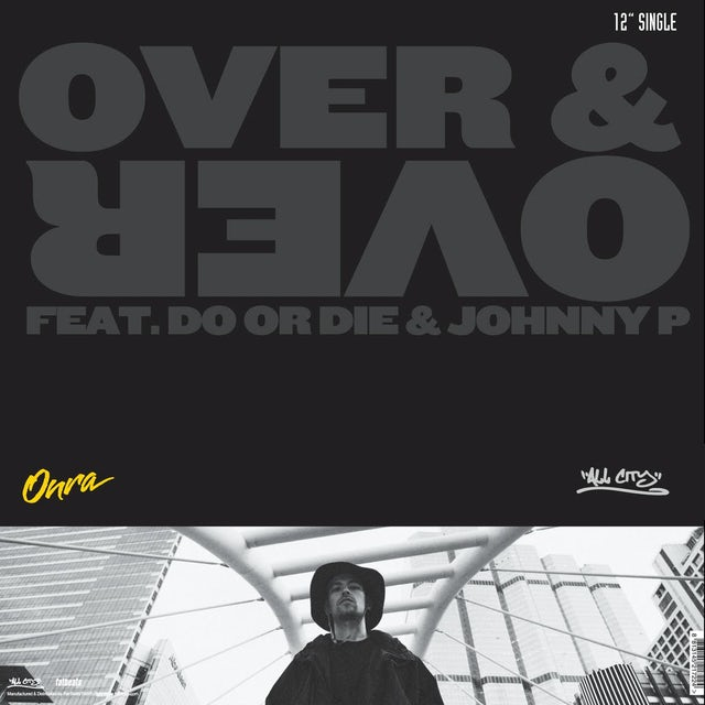 Onra OVER & OVER Vinyl Record