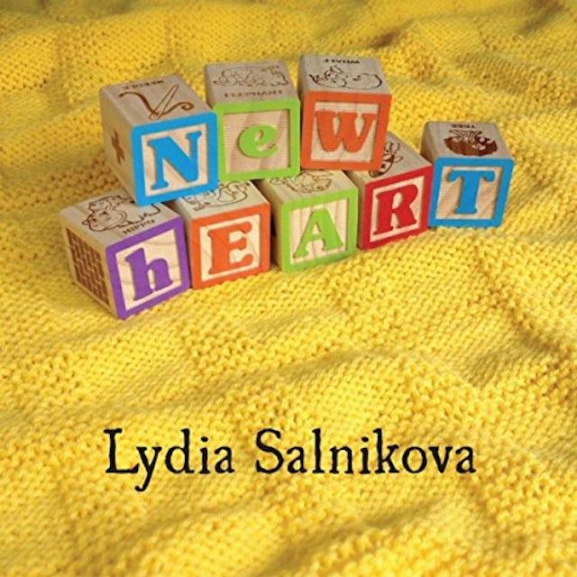 Lydia Salnikova NEW HEART CD