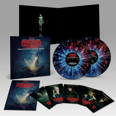 Kyle Dixon STRANGER THINGS: DELUXE EDITION 2 Vinyl Record - Colored Vinyl, Deluxe Edition