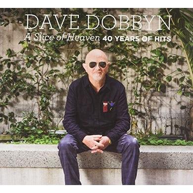 Dave Dobbyn SLICE OF HEAVEN: 40 YEARS OF HITS CD