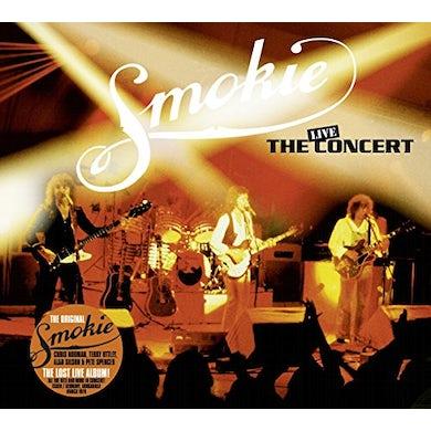 Smokie CONCERT Vinyl Record