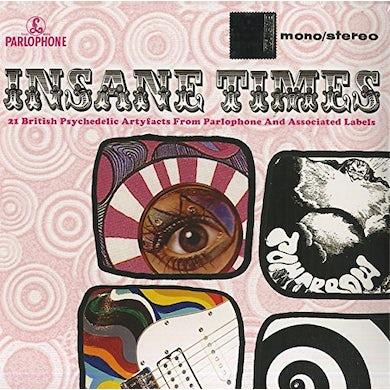 Insane Times Vinyl Record