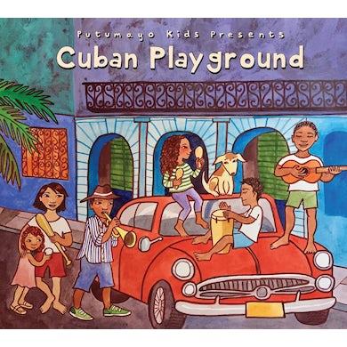 Putumayo Kids Presents CUBAN PLAYGROUND CD