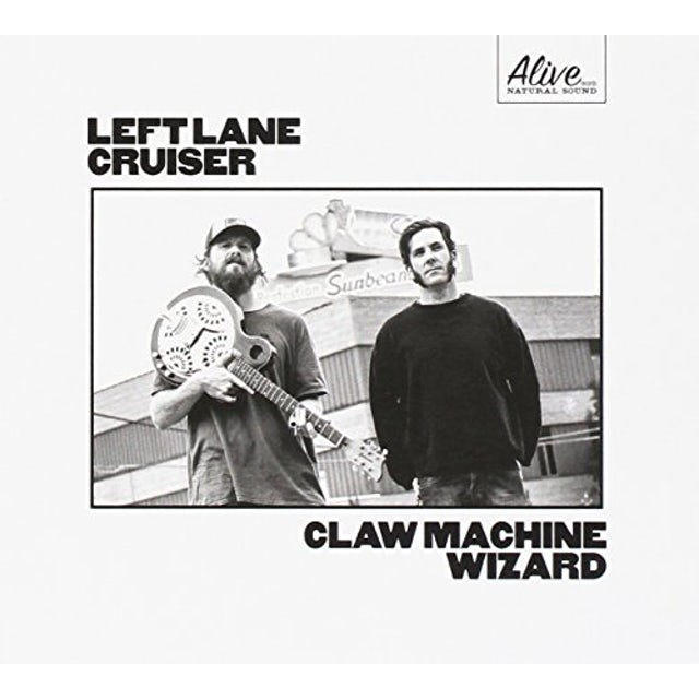 Left Lane Cruiser CLAW MACHINE WIZARD CD