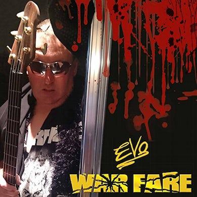 Evo WARFARE (BLOOD RED VINYL) Vinyl Record
