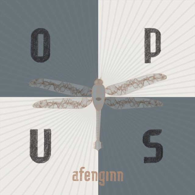 Afenginn OPUS CD