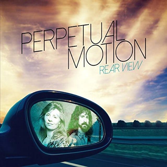Perpetual Motion REAR VIEW CD