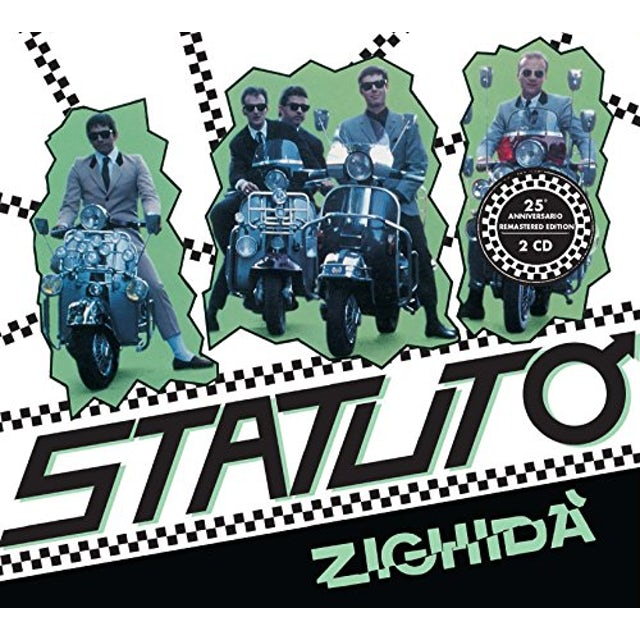 Statuto ZIGHIDA (25TH ANNIVERSARY) CD