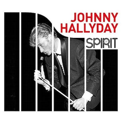 SPIRIT OF JOHNNY HALLYDAY CD