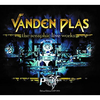 Vanden Plas SERAPHIC LIVE WORKS CD