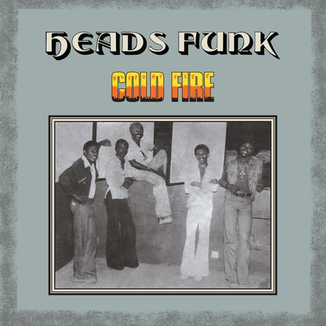 Heads Funk COLD FIRE CD