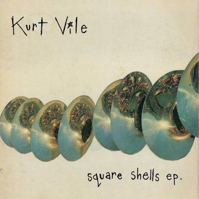 Kurt Vile SQUARE SHELLS Vinyl Record