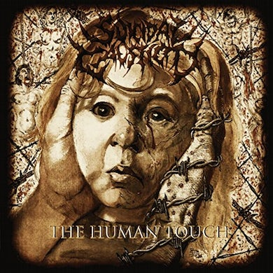 Suicidal Causticity HUMAN TOUCH CD
