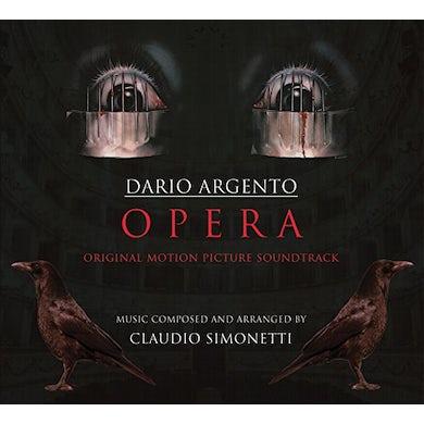 Claudio Simonetti OPERA (DARIO ARGENTO) - Original Soundtrack CD