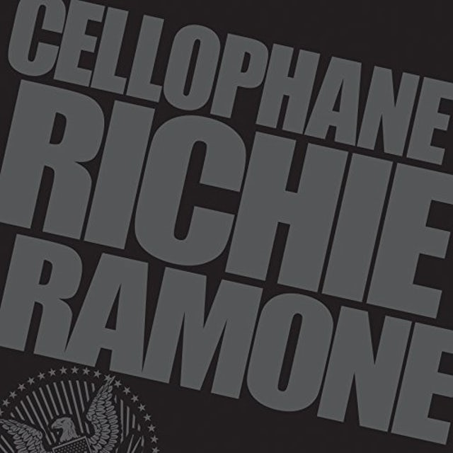 Richie Ramone CELLOPHANE Vinyl Record