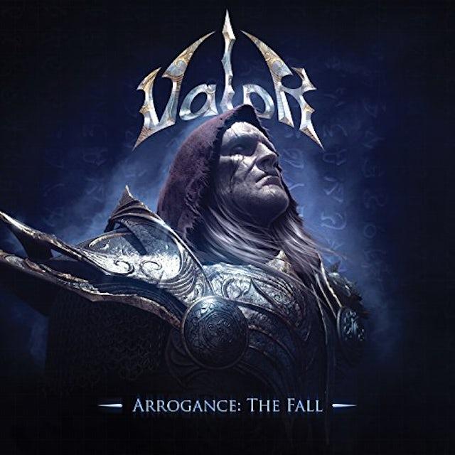 Valor ARROGANCE: THE FALL CD