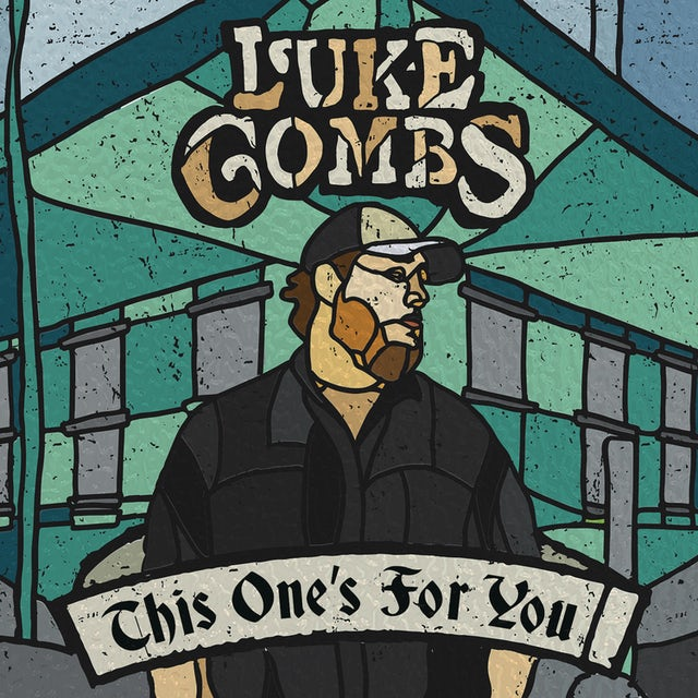 Luke Combs THIS ONE'S FOR YOU Vinyl Record