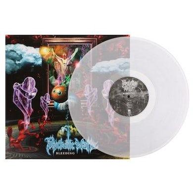 Psychotic Waltz BLEEDING (CLEAR VINYL) Vinyl Record