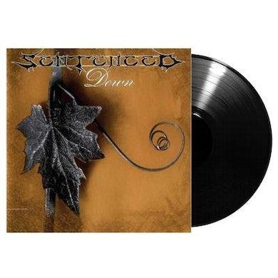 Sentenced DOWN Vinyl Record