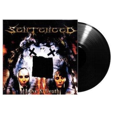 Sentenced LOVE & DEATH Vinyl Record