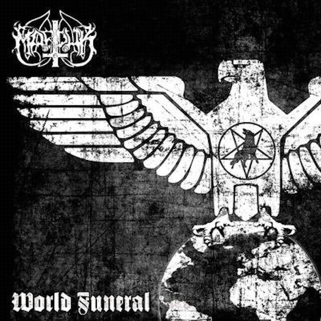 Marduk WORLD FUNERAL Vinyl Record
