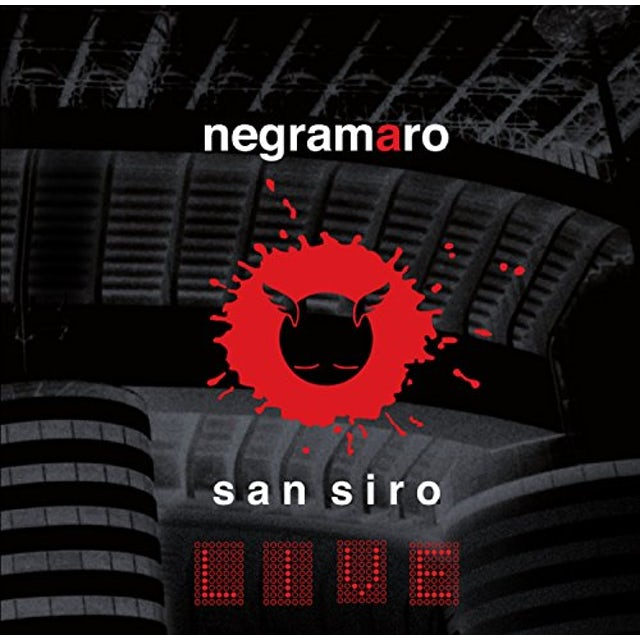 Negramaro SAN SIRO LIVE CD