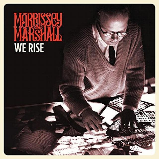 Morrissey & Marshall WE RISE CD