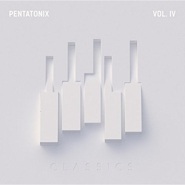 Pentatonix VOL IV CD