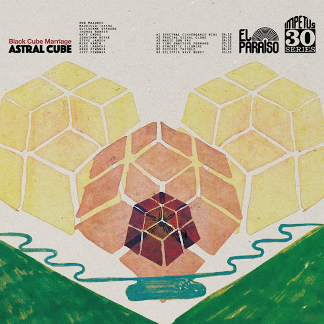 Black Cube Marriage ASTRAL CD