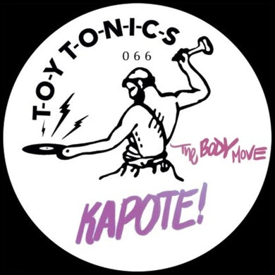 KAPOTE BODY MOVE Vinyl Record