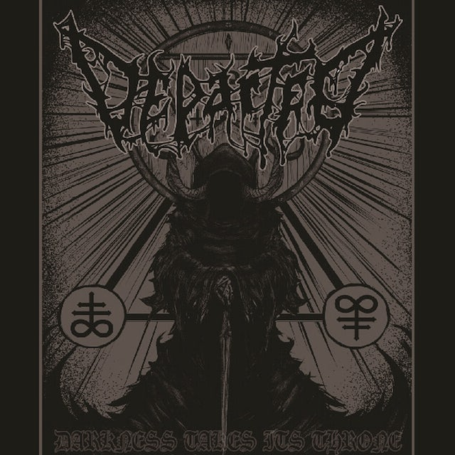 Departed DARKNESS TAKES ITS THRONE CD