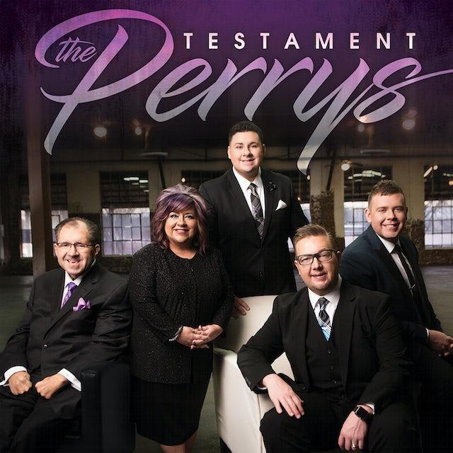 Perrys TESTAMENT CD