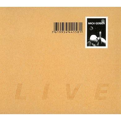 Mich Gerber LIVE CD