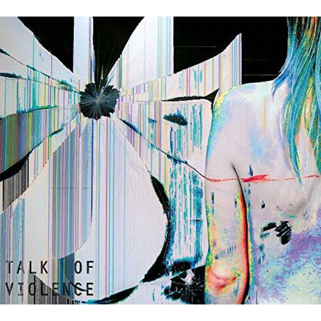 PETROL GIRLS TALK OF VIOLENCE CD