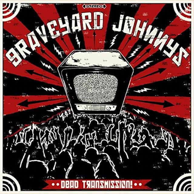 GRAVEYARD JOHNNYS DEAD TRANSMISSION CD