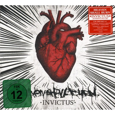 Heaven Shall Burn INVICTUS: LIMITED CD