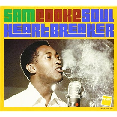 Sam Cooke SOUL HEARTBREAKER CD