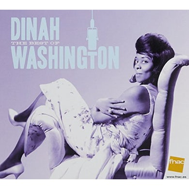 BEST OF DINAH WASHINGTON CD