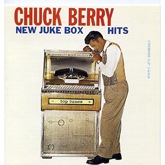 Chuck Berry NEW JUKE BOX HITS CD