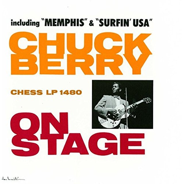 Chuck Berry ON STAGE CD