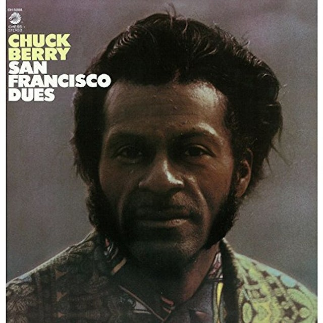 Chuck Berry SAN FRANCISCO DUES CD