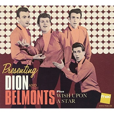PRESENTING DION & THE BELMONTS / WISH UPON A CD