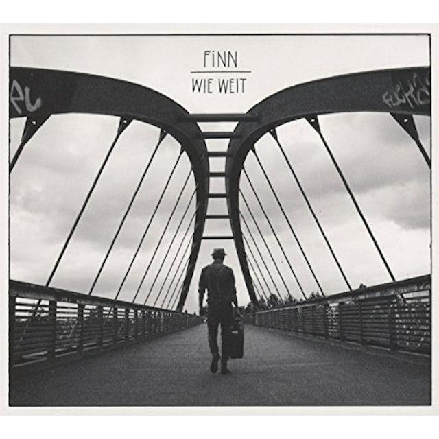 Finn WIE WEIT Vinyl Record