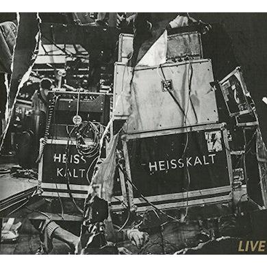 Heisskalt LIVE CD