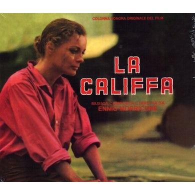 Ennio Morricone LA CALIFFA (500 EDITION) / Original Soundtrack CD