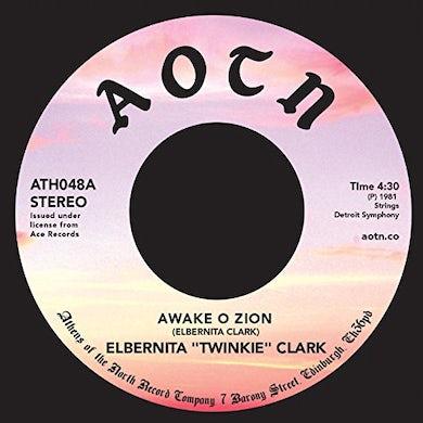 Twinkie Clark AWAKE O ZION Vinyl Record