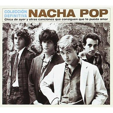 Nacha Pop CHICA DE AYER Y OTRAS CANCIONES: COLECCION DEFINIT CD