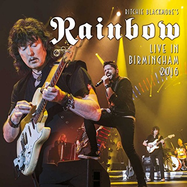 Ritchie Blackmore LIVE IN BIRMINGHAM CD