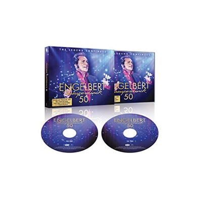 ENGELBERT HUMPERDINCK 50 CD